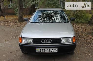 Audi 80 1988 в Луганске