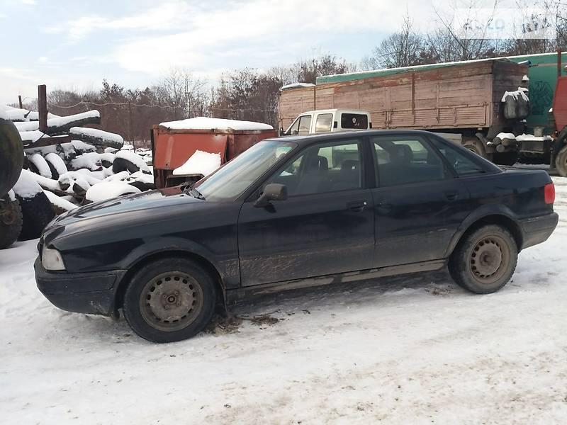 Audi 80 1992 года в Хмельницке