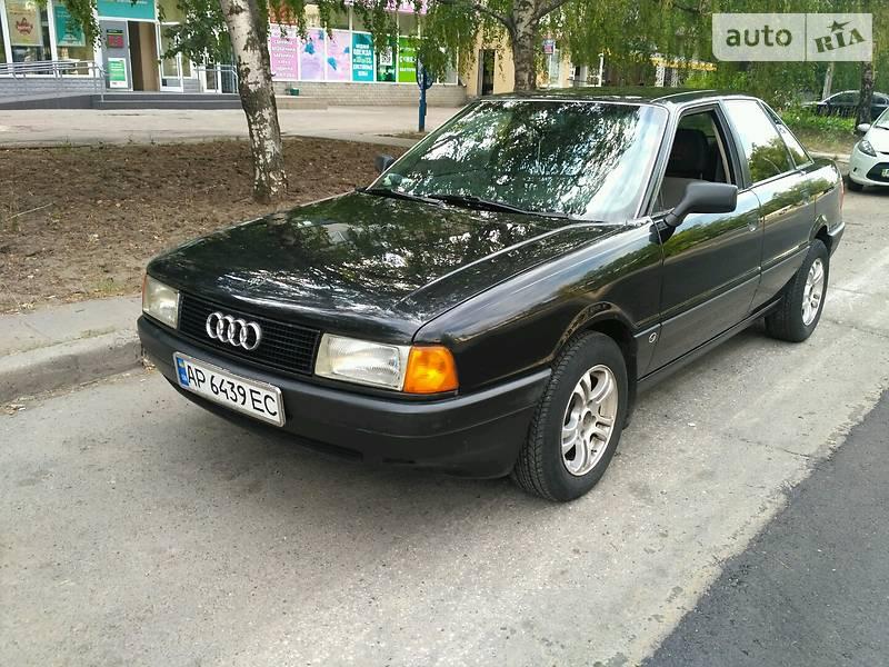 Audi 80 1991 года в Запорожье