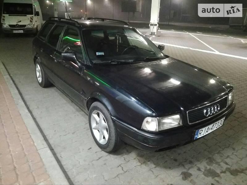 Audi 80 1995 года в Львове