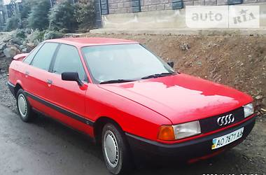 Audi 80 1987 в Виноградове