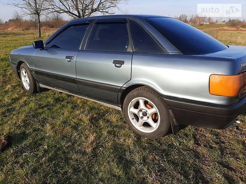 Audi 80 1990 в Житомире