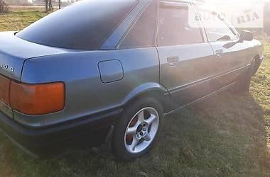 Audi 80 1990 в Олевске