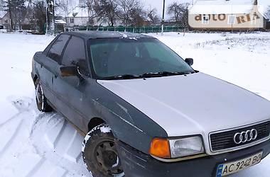 Audi 80 1987 в Луцьку
