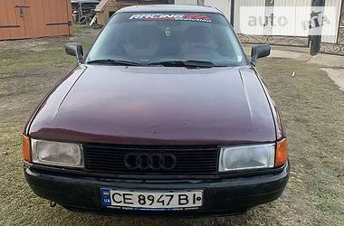 Audi 80 1990 в Снятині