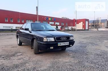 Седан Audi 80 1989 в Тернополе