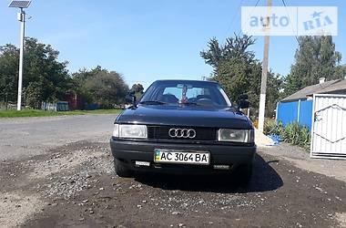 Audi 80 1988 в Луцке