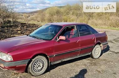 Audi 80 1991 в Бережанах