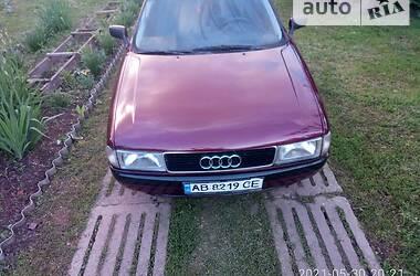Седан Audi 80 1988 в Казатине