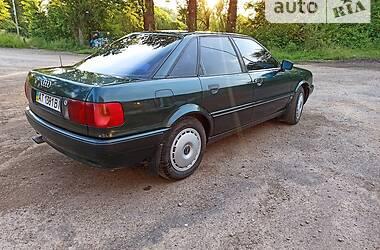 Седан Audi 80 1993 в Івано-Франківську
