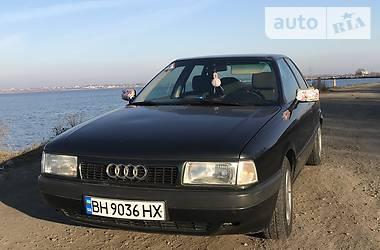 Седан Audi 80 1988 в Одессе