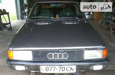 Седан Audi 80 1985 в Новой Водолаге