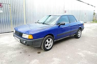 Седан Audi 80 1989 в Киеве