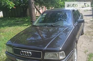 Седан Audi 80 1992 в Марьинке