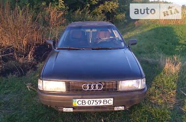 Седан Audi 80 1990 в Нежине