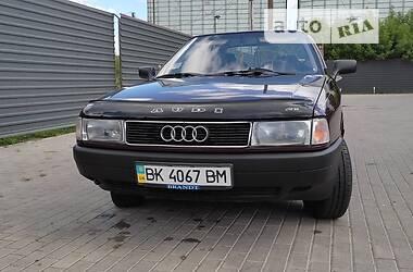 Седан Audi 80 1991 в Радивилове