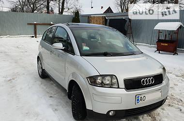 Audi A2 2002 в Берегово