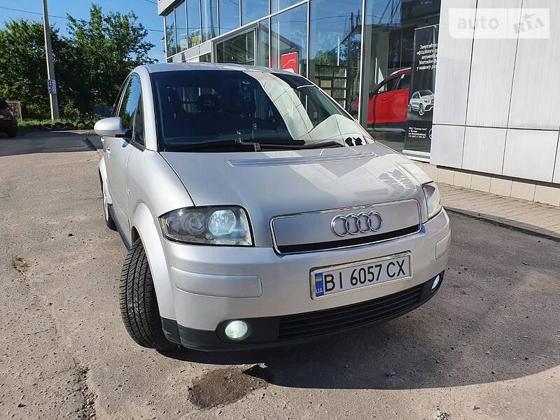 Audi A2 2001 в Кременчуге