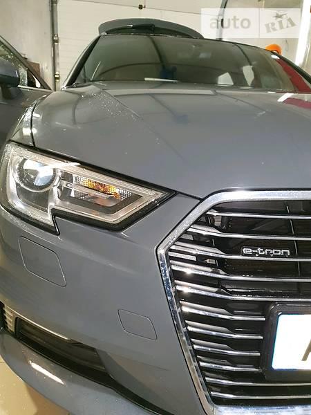 Audi A3 Sportback E-tron 2018 року в Києві