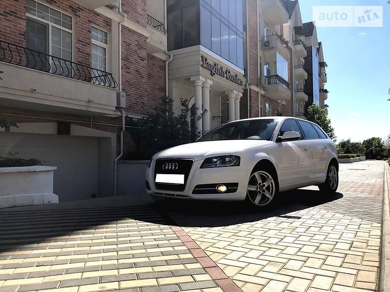 Audi A3 2.0 TDI-150 л.с.