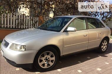 Audi A3 2001 в Ужгороде