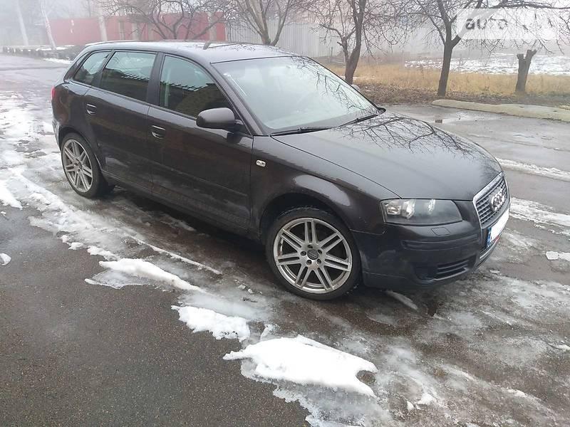 Audi A3 2005 в Харцызске