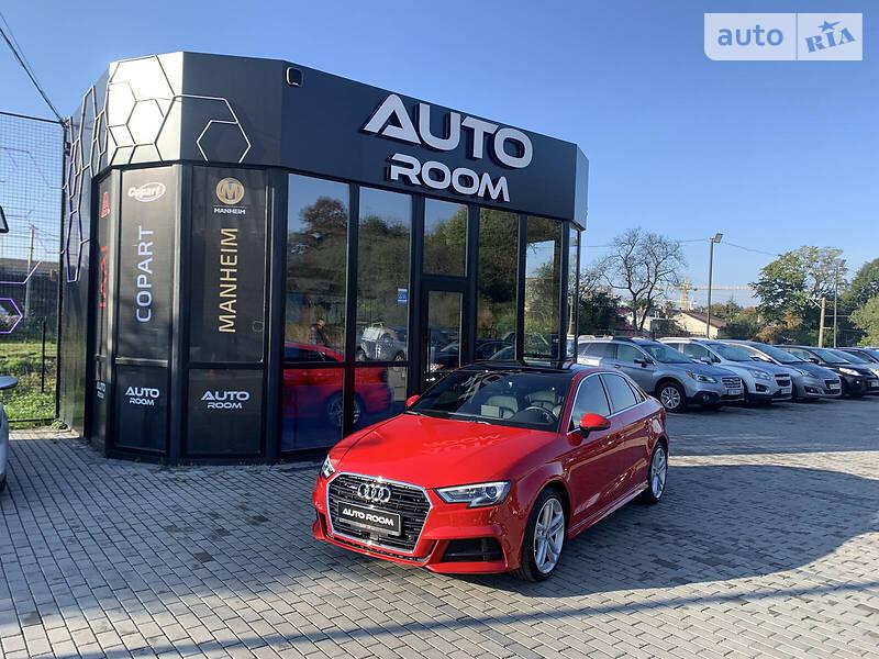 Audi A3 2018 в Львове