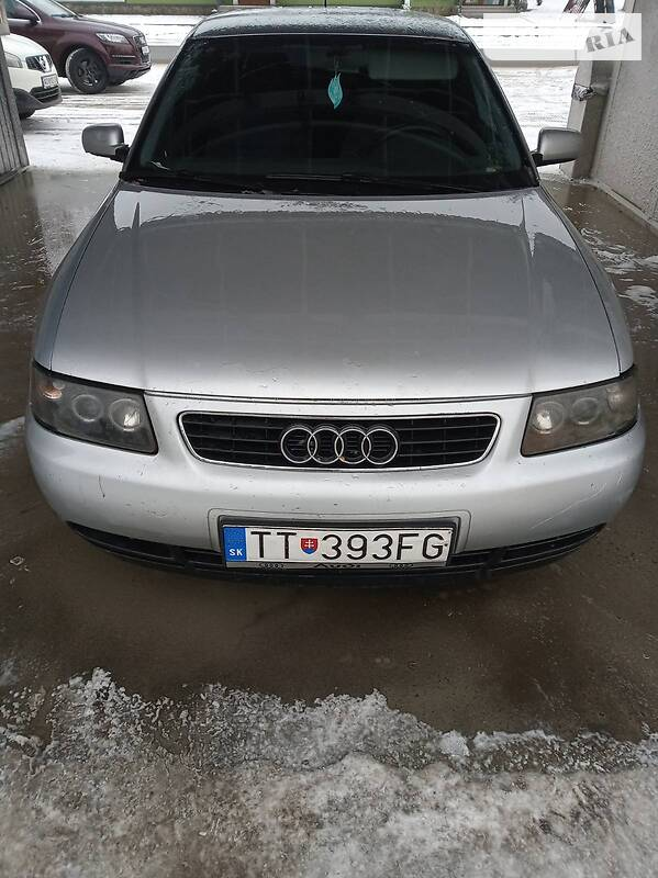 Audi A3 1.8 inzector