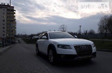 Audi A4 Allroad 2011 в Львове