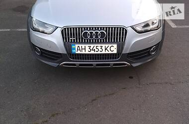 Audi A4 Allroad 2013 в Волновахе