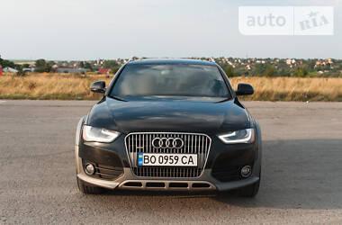 Audi A4 Allroad 2013 в Тернополе