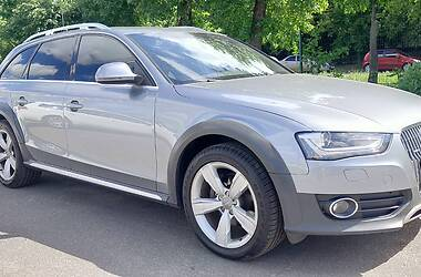 Универсал Audi A4 Allroad 2015 в Киеве