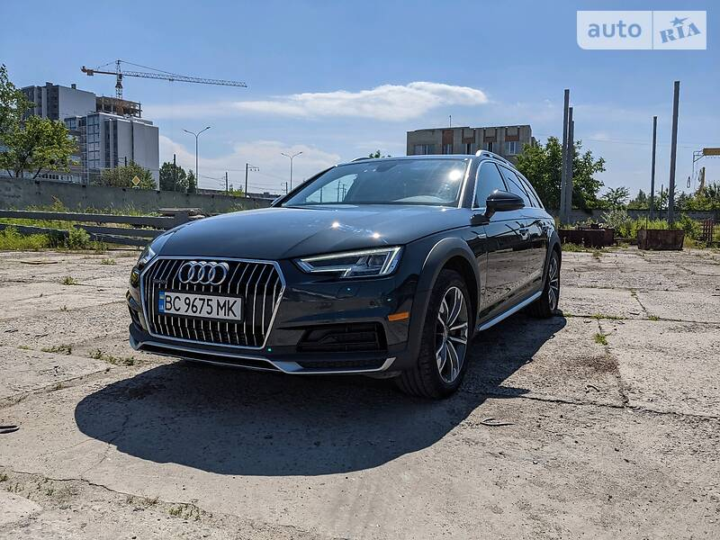 Унiверсал Audi A4 Allroad 2016 в Львові