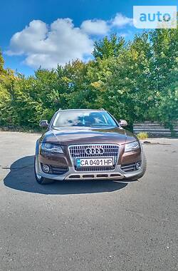 Унiверсал Audi A4 Allroad 2011 в Ватутіному