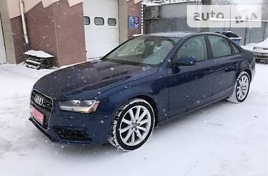 Audi A4 2.0 TSI QUATTRO 2013