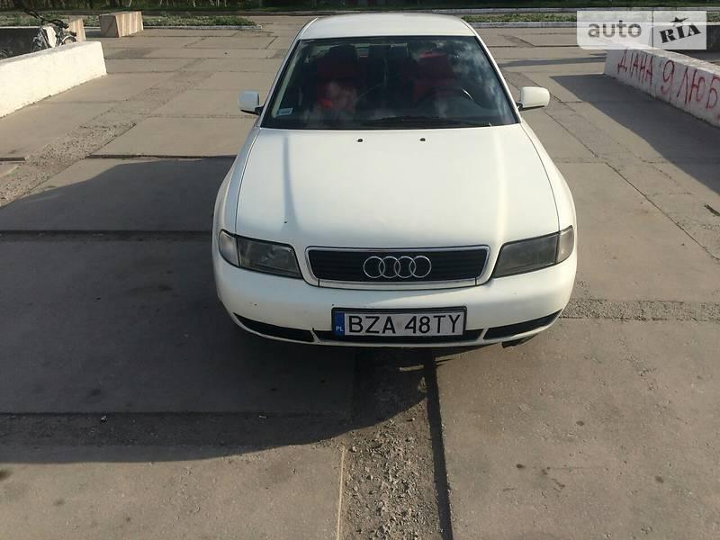 Audi A4 1997 в Староконстантинове