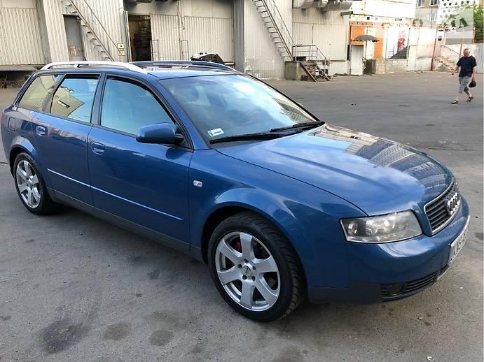 Audi A4 2002 в Киеве
