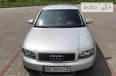 Audi A4 2002 в Львове