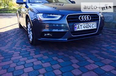 Audi A4 2015 в Ивано-Франковске