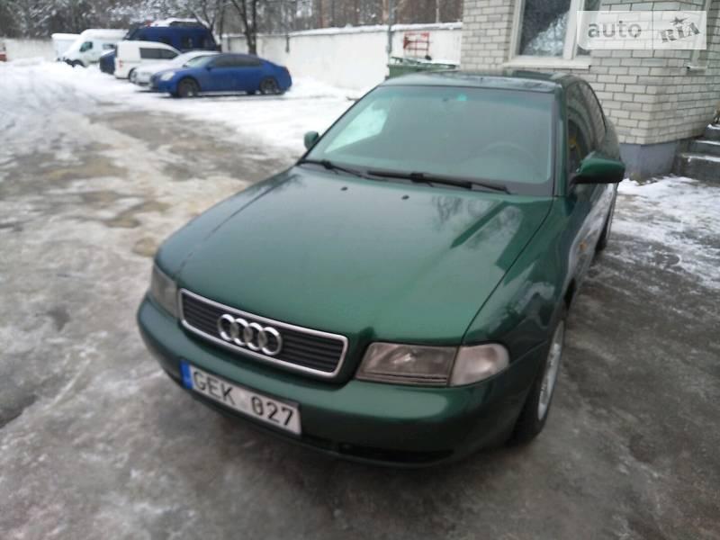 Audi A4 1998 года в Житомире