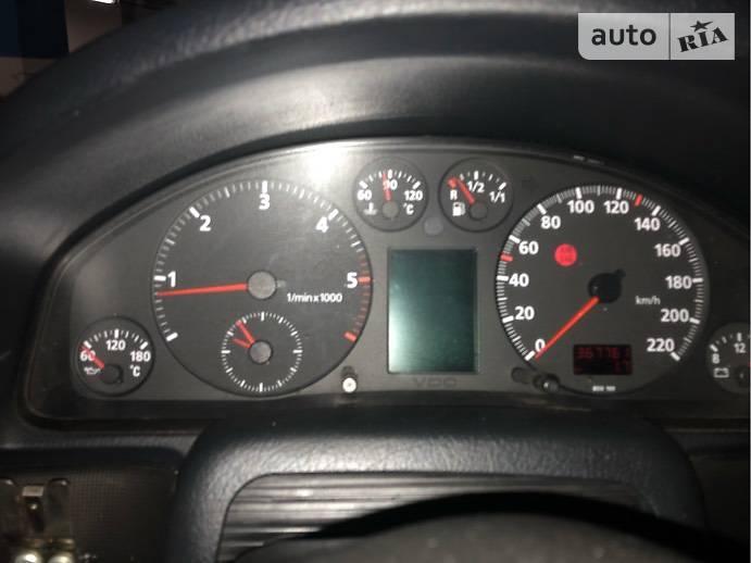 Audi A4 1997 года в Львове