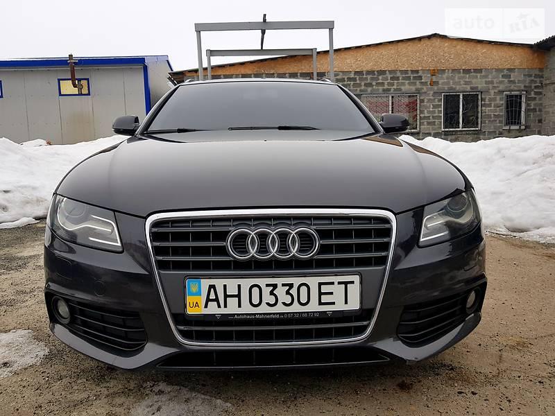 Audi A4 2011 року в Донецьку