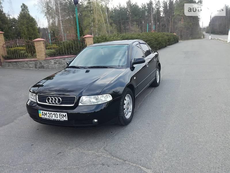 Audi A4 2001 року в Житомирі