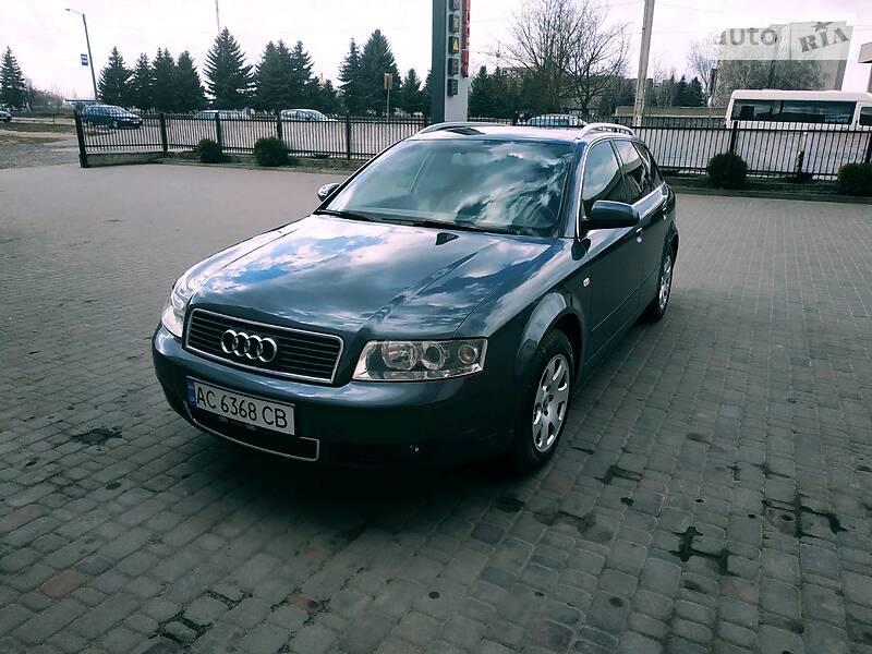Audi A4 2004 в Ковелі