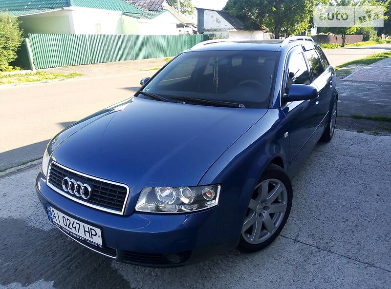 Audi A4 2002 в Борисполе