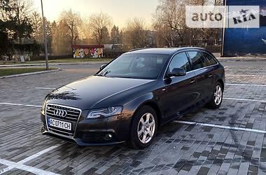 Audi A4 2009 в Луцке