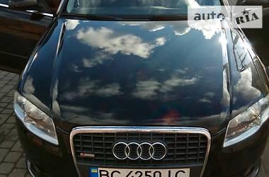 Audi A4 2007 в Львове