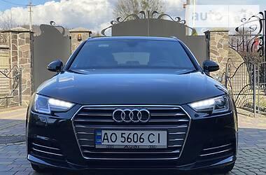 Audi A4 2016 в Мукачево