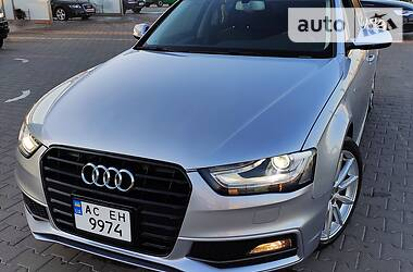 Audi A4 2015 в Нововолынске