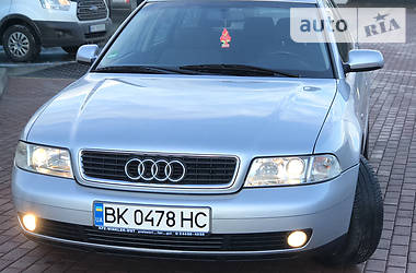 Audi A4 2001 в Сарнах
